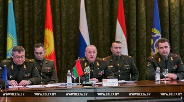 Заседание Военного комитета ОДКБ прошло в Бресте
