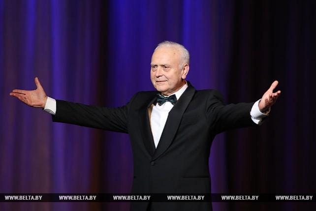 Юбилейный вечер Валентина Елизарьева прошел на сцене Большого театра Беларуси