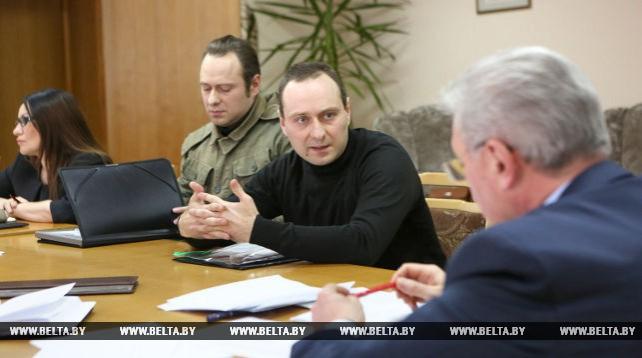 Малашко провел прием граждан