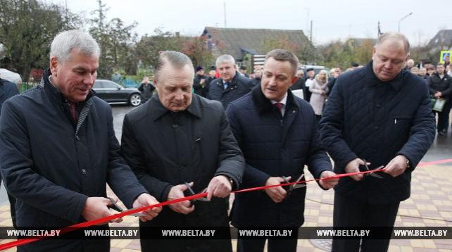 Новое здание районного суда открылось в Глубоком