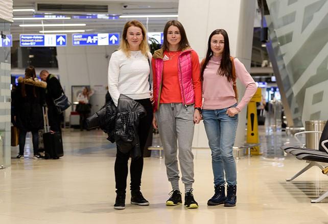 Команда Беларуси по биатлону отправилась на заключительный предсезонный сбор в Норвегию