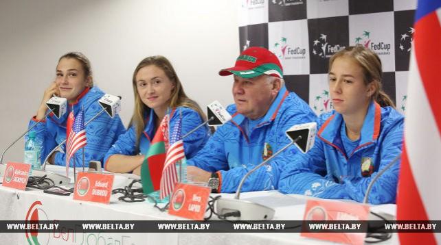 Белорусские теннисистки сыграют в финале Кубка Федерации