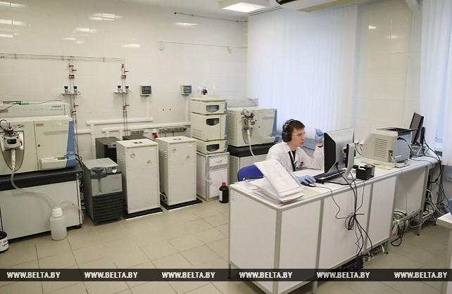 Национальная антидопинговая лаборатория