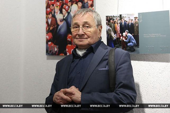 Выставка фоторабот Юрия Иванова открылась в Минске