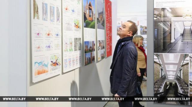 Торжественное открытие XII Национального фестиваля архитектуры прошло в Минске