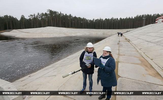 Экологи из Беларуси и России провели очередной этап мониторинга строительства АЭС в Островце