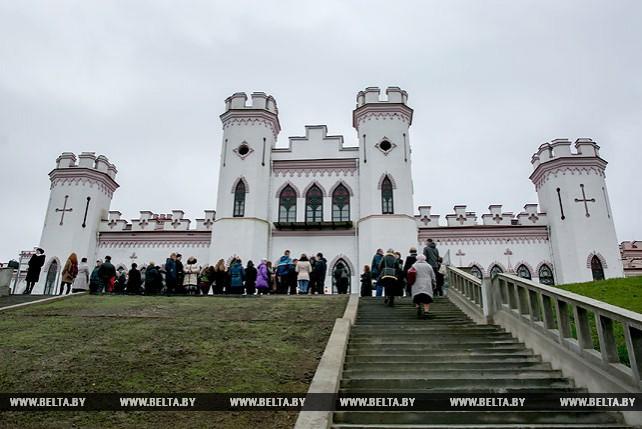 Музейная экспозиция открыта в Коссовском дворце