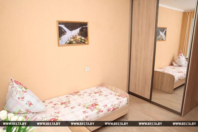 Две палаты повышенной комфортности открыли в Могилевской больнице скорой помощи