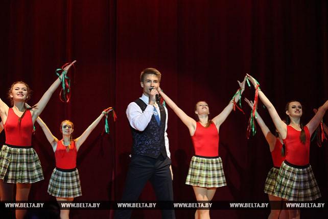 Студентом года Витебской области стал Руслан Новиков
