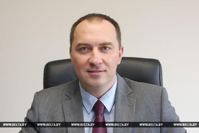 Первый заместитель министра труда и соцзащиты Андрей Лобович