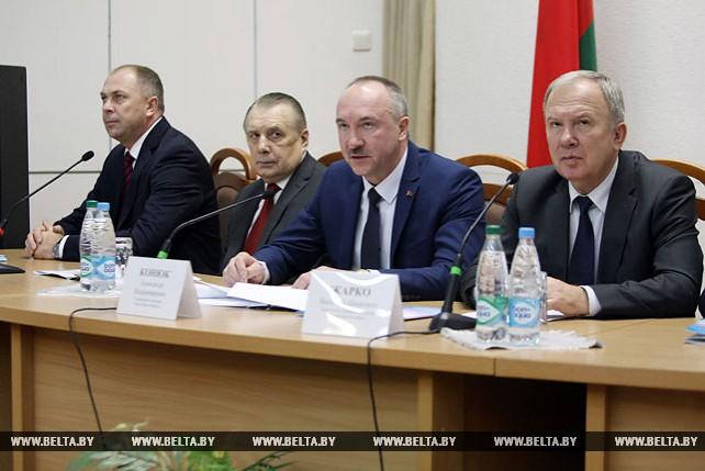 Межведомственная конференция по вопросам борьбы с коррупцией проходит в Минске