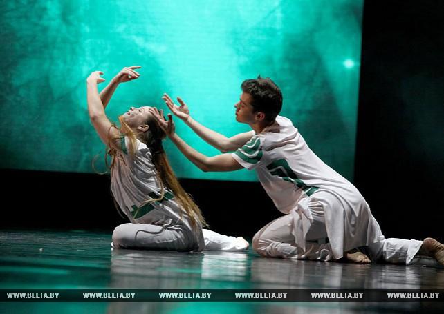 XXX Международный фестиваль современной хореографии открылся в Витебске