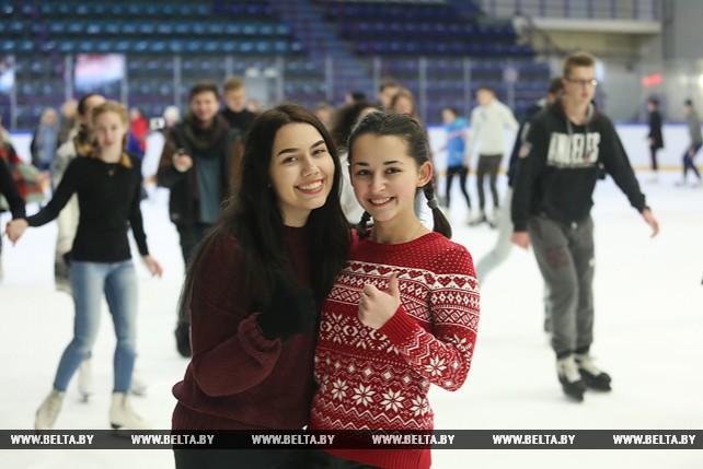 "Студенты БГУ провели акцию ""Растопим лед вместе!"""
