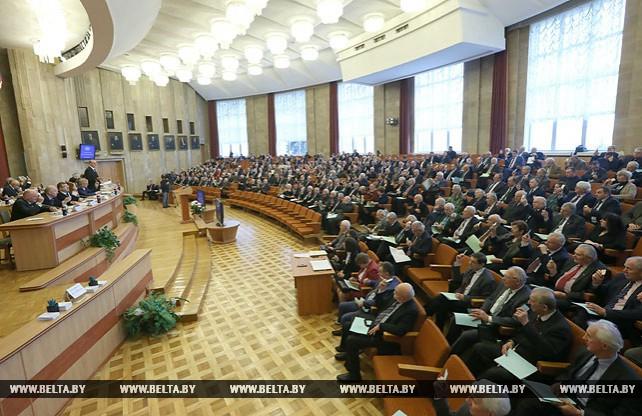 Выборы академиков и членов-корреспондентов проходят в НАН