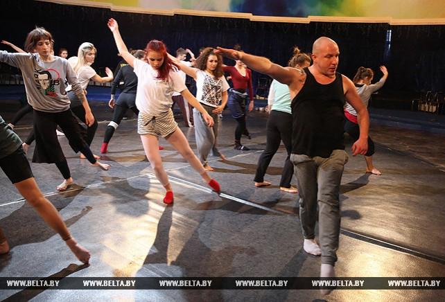 Мастер-класс хореографа Шимона Осиньского прошел в Витебске