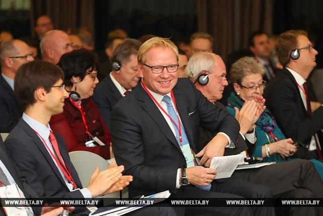 Минский форум начал работу