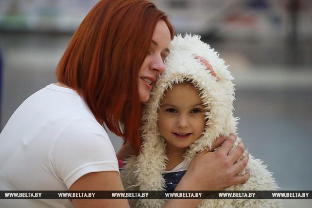 """Семейный праздник """"МамаФэст"""" в Минске"""