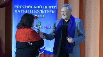Российский актер Александр Михайлов провел в Гомеле творческую встречу