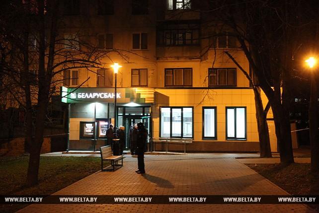Мужчина в Могилеве захватил заложников в отделении банка, но был обезврежен