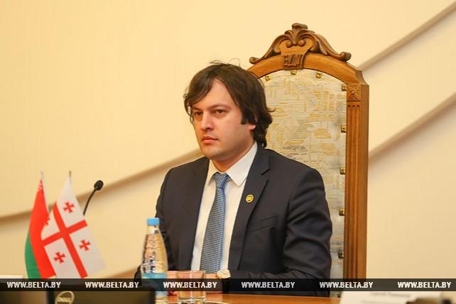 Ираклий Кобахидзе встретился с профессорско-преподавательским составом и студентами БГУ