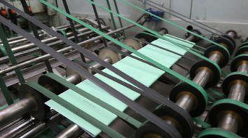 Бумажная фабрика Гознака в Борисове планирует увеличить выпуск школьных тетрадей в два раза
