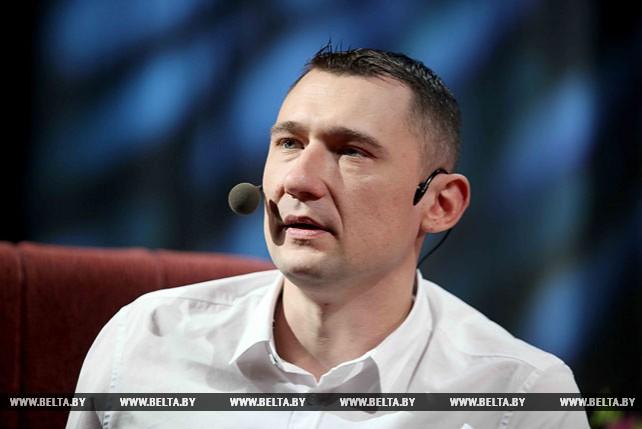 Алексей Талай провел в Витебске мотивационный тренинг