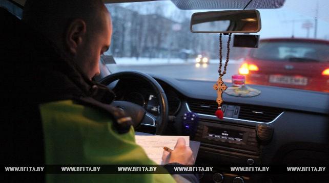 ГАИ Могилева проводит рейды по выявлению нарушений правил проезда пешеходных переходов
