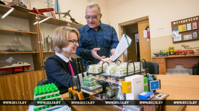 Более 400 детей занимаются в кружках технического профиля Брестского областного центра туризма и краеведения детей и молодежи