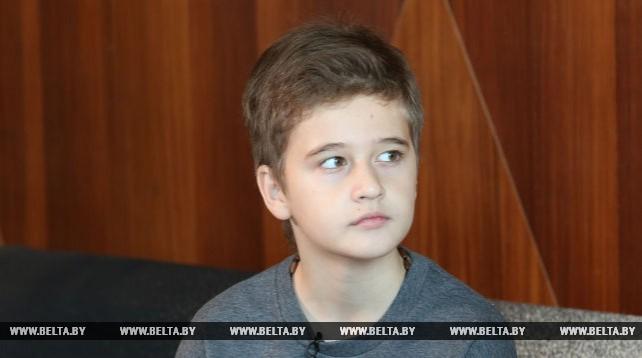 """Результаты голосования Беларуси на детском """"Евровидении"""" объявит Саба Каразанашвили"""