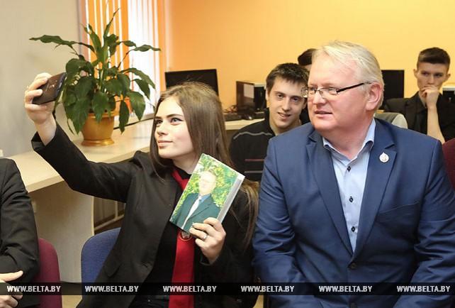 """Гомельский """"Интеллект-центр"""" отметил пятилетие"""