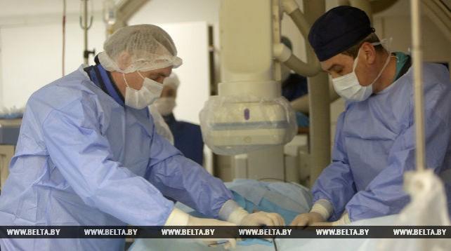 В Беларуси впервые проводят операции по лечению нарушений ритма сердца у детей 5-6 лет