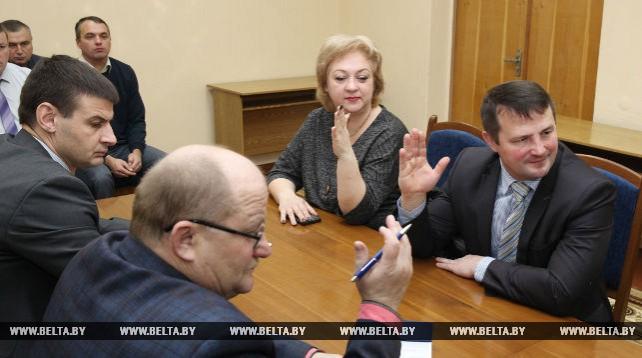 В Витебске избрали председателя областной комиссии по выборам депутатов в местные Советы