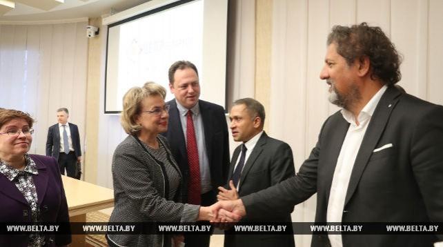 Марианна Щеткина провела встречу с миссией MAPS