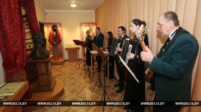 Музыкальная гостиная Станислава Монюшко открылась в Смиловичах