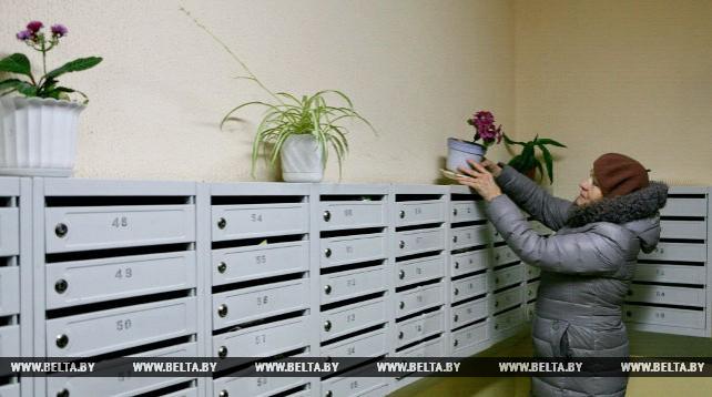 Дом образцового порядка расположен на Логойском тракте в Минске