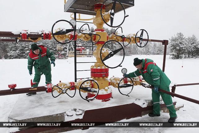 """""""Белоруснефть"""" добыла 15-миллиардный кубометр попутного нефтяного газа"""