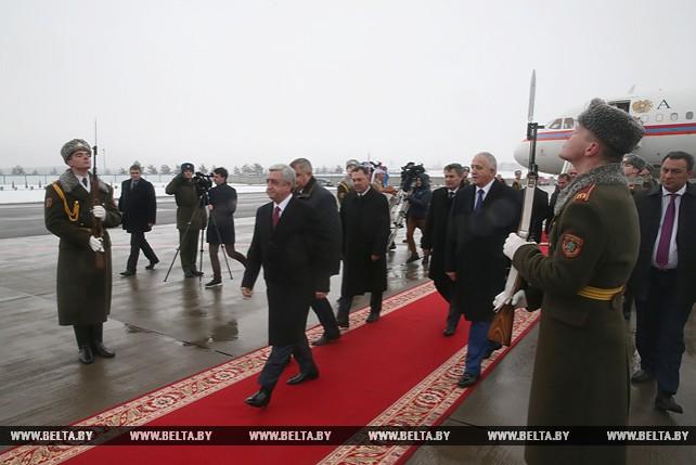 Саргсян примет участие в саммите ОДКБ