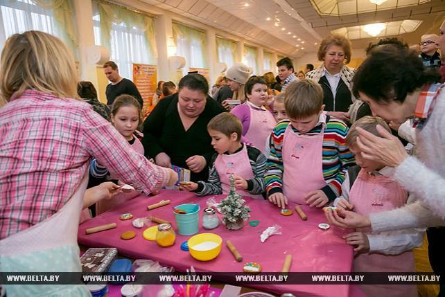 Фестиваль для детей с ограниченными возможностями прошел в Бресте