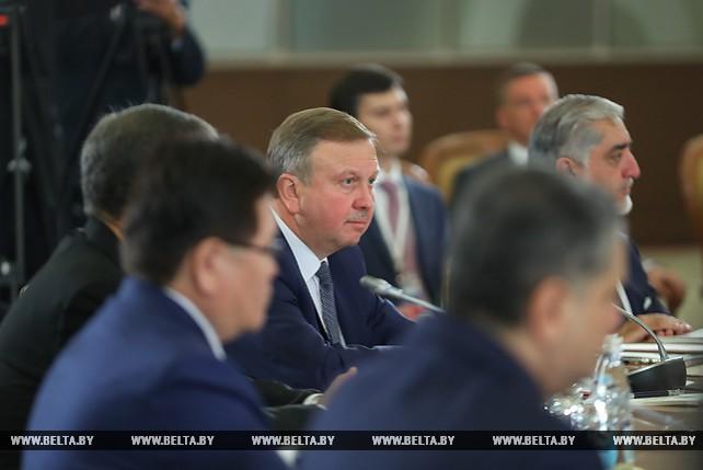 Кобяков принял участие в заседании Совета глав правительств государств - членов ШОС в расширенном составе