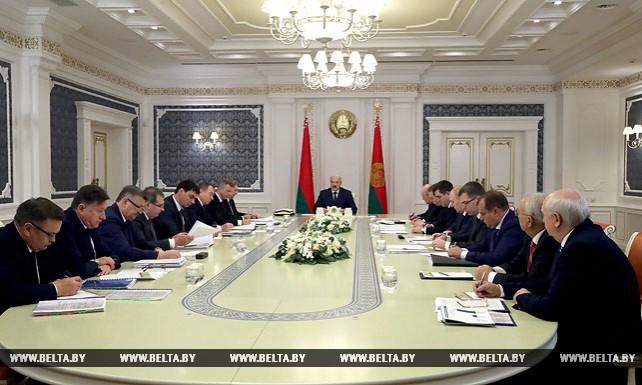 Предложения по изменению системы работы в табачной отрасли вынесены на совещание у Лукашенко