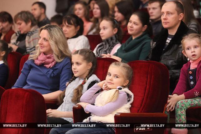 """XV Международный детский конкурс """"Музыка надежды"""" проходит в Гомеле"""