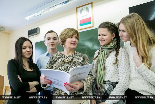 Людмила Совик - делегат II Съезда ученых Беларуси