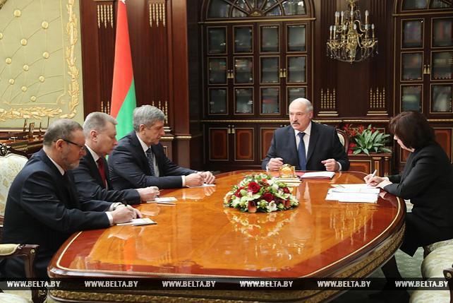 Лукашенко актуализировал задачу по переформатированию работы МИД