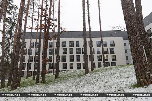 Новый клинический медцентр в Ждановичах сможет обслуживать до 10 тыс. человек