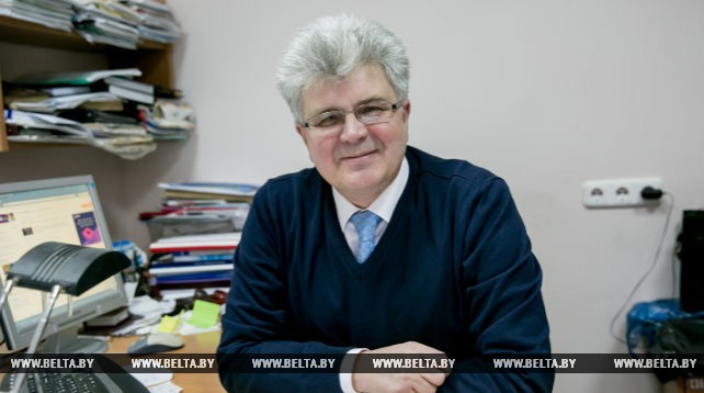 Доктор наук Виктор Тур - делегат II Съезда ученых Беларуси