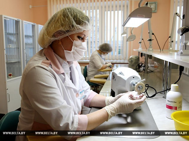 Стоматологическая поликлиника открылась в Докшицах