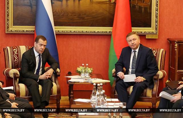 Беларусь предлагает России расшить узкие места для решения проблемных вопросов