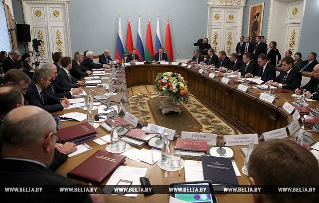 Беларусь предлагает России приложить максимум усилий для роста товарооборота до $40 млрд