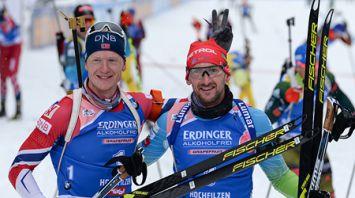 Норвежец Йоханнес Бё победил в пасьюте на этапе КМ в Хохфильцене