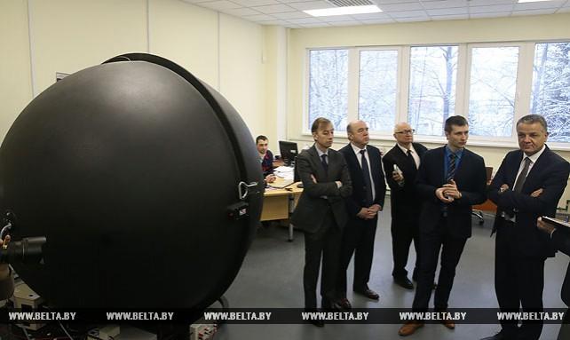 Оснащенные по проекту ЕС лаборатории для проверки энергоэффективности продукции открылись в БелГИСС